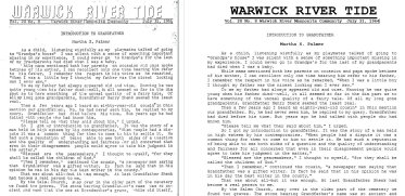 Warwick River Tide (OCR hand-corrected)